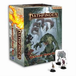 Pathfinder 2nd Edition Bestiary Box