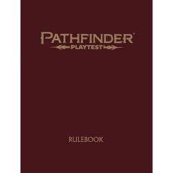 Pathfinder Playtest Rulebook Special Edition