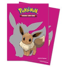 Pokemon: 65 Eevee Sleeves