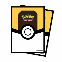 Pokemon  Ultra Pro Ultra Ball Sleeves: 65 count
