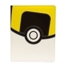 Pokemon: 18-Pocket Premium PRO-Binder Ultraball