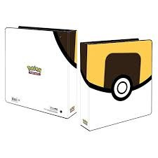 "Pokemon: 2"" 3-Ring Binder Ultra Ball"