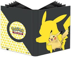 Pokemon: 9-Pocket PRO-Binder Pikachu