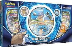 Pokemon Blastoise GX Box