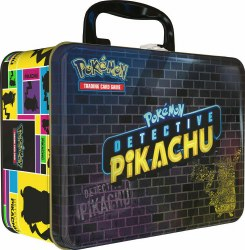 Detective Pikachu Special Collector Chest