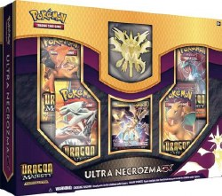 Pokemon Dragon Majesty Ultra Necrozma-GX Figure Collection