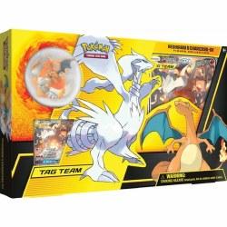 Pokemon Reshiram & Charizard GX Box