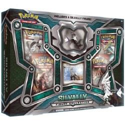 Pokemon Silvally Figure Box