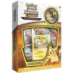 Pokemon Shining Legends Pin Collection: Pikachu