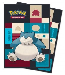 Pokemon Sleeves: Snorlax