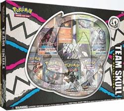Pokemon Team Skull Pin Collection