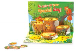 Pop 'n Play: Birthday Squirrel Card
