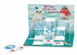 Pop 'n Play: All Occasion Penguin & Seal Card