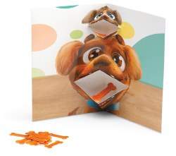 Pop 'n Play: All Occasion Puppies Card