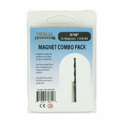 Magnet/Drill Bit Combo Pack