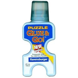 Puzzle Glue and Go