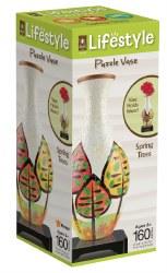 Puzzle Vase: Spring Trees