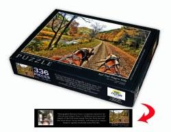Rail Trail Wagon Ride 2019 Puzzle