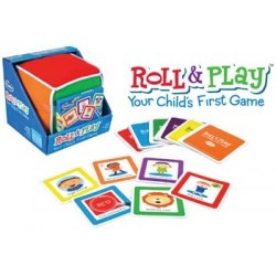 Roll & Play: Your Child's First Game