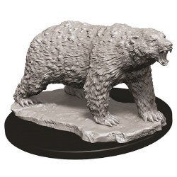 D&D HD Minis: Polar Bear