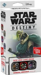 Star Wars Destiny General Grievous Starter Set