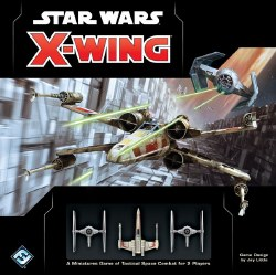 Star Wars X-Wing: Second Edition Core Set