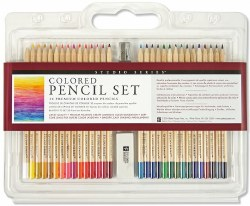 Colored Pencils: Studio Series 30