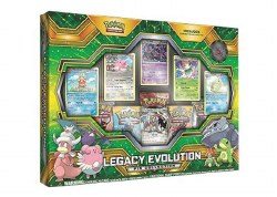 Pokemon Legacy Evolution Pin Collection