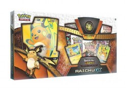 Pokemon Raichu GX Box