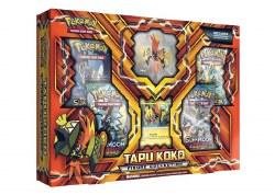 Pokemon Tapu Koko Figure Collection