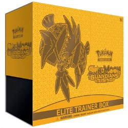Pokemon Sun & Moon 2: Guardians Rising Elite Trainer Box
