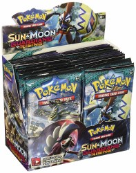 Pokemon Sun & Moon 2: Guardians Rising Booster Box