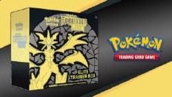 Pokemon Sun & Moon 6: Forbidden Light Elite Trainer Box