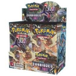 Pokemon Sun & Moon 6: Forbidden Light Booster Box