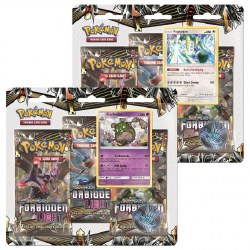 Pokemon Sun & Moon 6: Forbidden Light Blister Pack