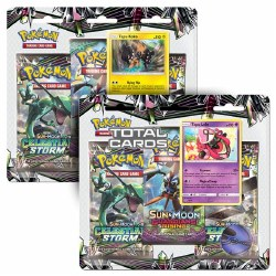 Pokemon Sun & Moon 7: Celestial Storm Blister Pack