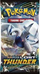 Pokemon TCG Lost Thunder Booster Pack
