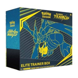 Pokemon Sun & Moon 9: Team Up Elite Trainer Box