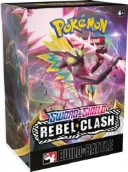 Pokemon Sword & Shield Rebel Clash Build & Battle