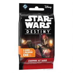 Star Wars Destiny Empire at War Booster Pack