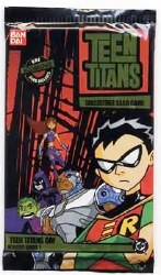 Teen Titans CCG: Booster Pack