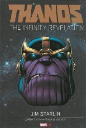 Thanos The Infinity Revelation