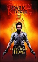 The Dark Tower: The Long Road Home Graphic Novel Hardcover
