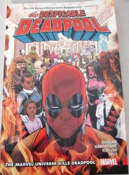 The Despicable Deadpool: The Marvel Universe Kills Deadpool Volume 3