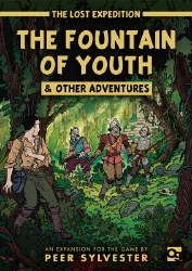 The Lost Expedition: The Fountain of Youth & Other Adventures Expansion