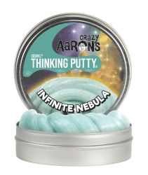 "Thinking Putty: Cosmic 4"" Infinite Nebula"