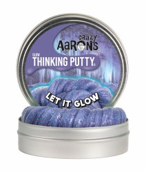 "Thinking Putty: Glow 4"" Let it Glow"