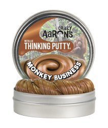 "Thinking Putty: 4"" Monkey Business"