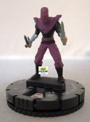 Heroclix TMNT1 006 Foot Soldier (Sai)