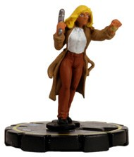 Heroclix Unleashed 001 DEO Agent